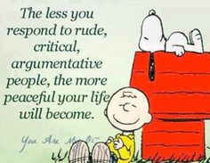#Truth!  Live peacefully. Ignore the haters. Appreciate the people who accepts and loves you despite who you are..
