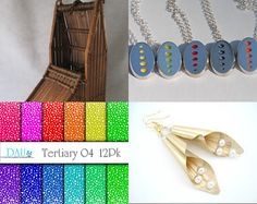 TINY BUBBLES -                              DON HO for FIREPAN JEWELRY INTEGRITY TEAM by Patty andLittleGuy on Etsy--Pinned with TreasuryPin.com