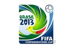 Nuevo logotipo para Copa Confederaciones Brasil 2013