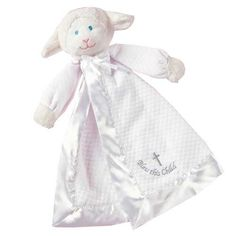 Mary Meyer Christening Blanket, Lamb, Colors may vary Children, Kids, Game Kids4ever http://www.amazon.co.uk/dp/B00HM77A6Q/ref=cm_sw_r_pi_dp_IPHeub17P7C3W