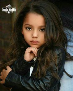 Sophia - 5 Years • Caucasian & African American ❤ FOLLOW @beautifulmixedkids on instagram WWW.STYLISHKIDSAPPAREL.COM