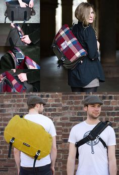 """The Headset Press - """"some very fine looking messenger bags"""""""