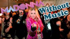Madonna - Bitch I'm Madonna  (Without Music Shreds)