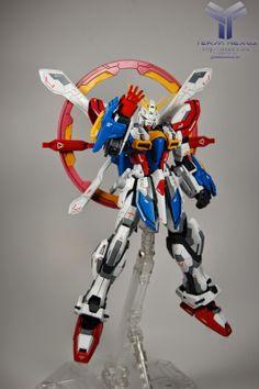 "MG G-Gundam ""Evolve"""
