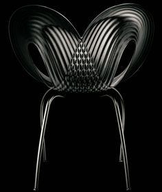 Ripple Chair, sedia :: Ron Arad, 2005