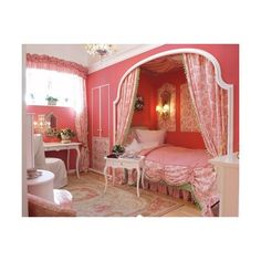 I have a nook for Etta's bed I need to do something like this!