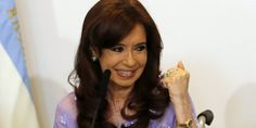 This article is talking about the Argentine leader, Cristina Fernández de Kirchner, and current news in Argentina. I mostly choose it because I had no idea that Argentina had a female leader, which is so cool! Cristina Fernandez, Current News, Ny Times, Bella, Spanish, Portraits, Female, Presidents, Federal