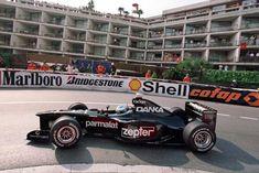 Mika Salo, Arrows A19, GP Monaco 1998