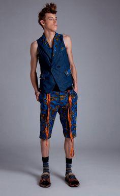 Petrou\Man Spring 2011 Preview | Lyle Lodwick by Idris + Tony