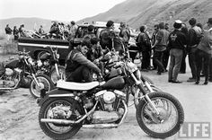 Ironhead Pictures of Sportster Scene 1960s - The Sportster and Buell Motorcycle Forum