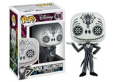 Pop! Disney: Nightmare Before Christmas - Day of the Dead Jack Skellin | Funko