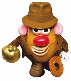 Disney Marvel Avengers Vision Mr Potato Head Vision Pop Taters-Neuf
