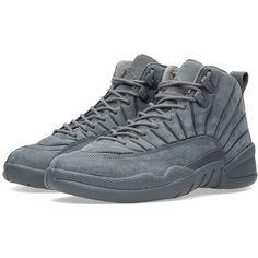 448e3de23575 Nike Air Jordan 12 PSNY ( 345) ❤ liked on Polyvore featuring jordan