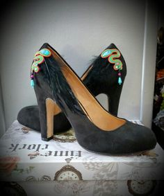 Zapatos  soutache
