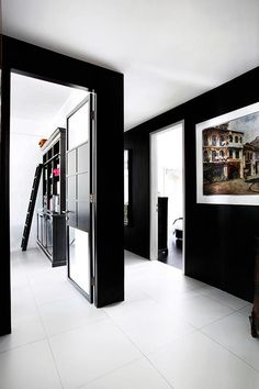 Mood Board Large: The Benefits of Black | Home & Decor Singapore