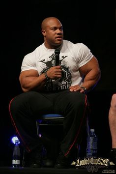 2012 Loaded Cup, Denmark Seminar with Phil Heath, James Flex Lewis, Dennis James and Larissa Reis