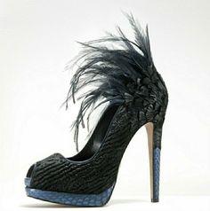 Une chaussure plutôt normale d'un design extraordinaire