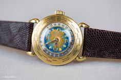 Patek philipe world timer 1415.