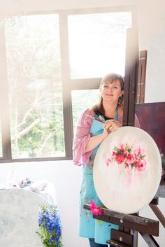 Recent blogpost by Artist Heidi Shedlock. Signup for Newsletter for studio news and living a creative life! Floral Paintings, Work Spaces, Welcome, South Africa, Studio, News, Creative, Artist, Blog
