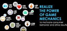 El verdadero poder de la mecánica de juegos en tu website #Gamification