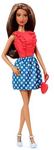 Barbie Fashionistas Doll - Red Ruffles Barbie http://www.amazon.com/dp/B00R8ZTOZW/ref=cm_sw_r_pi_dp_MHDkxb0D2FTE8