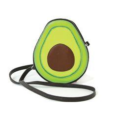 Avocado Slice Shoulder Crossbody Bag Green: Handbags: Amazon.com