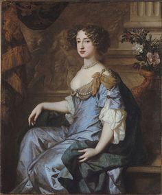 Peter Lely, Queen Mary II, c. 1660s - 1670s
