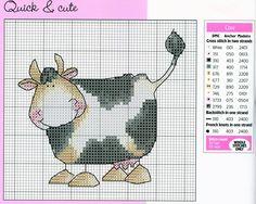 Margaret Sherry (Quick & Cute - Cross Stitch)