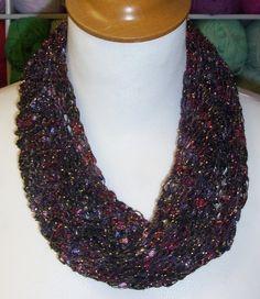 Firefly Cowl   Knitting - Free pattern