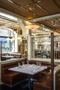 Lafayette, Andrew Carmellini's All-Day French Restaurant NY