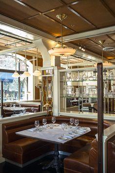Lafayette, Andrew Carmellini's All-Day French Restaurant - Eater Inside - Eater NY