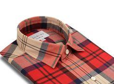 @Ledbury | The Red Haynes Flannel $145