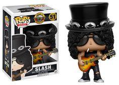 Pop! Rocks: Guns N Roses - Slash | Funko