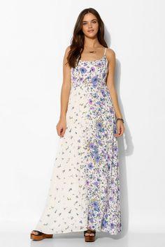 Kimchi Blue Wildflower Maxi Dress