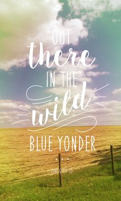 the wild blue yonder . . . {junk gypsy co}