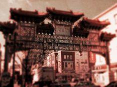 Washington's Chinese Mafia Wars