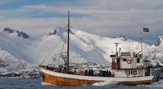Noruega esquí Lofoten