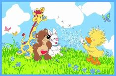 Witzy Makes A Wish - 39x58 Witzy Makes A Wish - 39x58 by Little Suzy's Zoo. $61.50. Save 39%!
