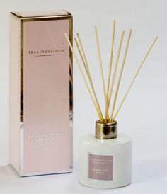 Max Benjamin Diffuser - French Linen Water
