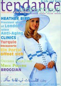 Heather bird London Monaco  Tendance life style International http://www.tendancelifesyle.com http://www.tendancetv.us