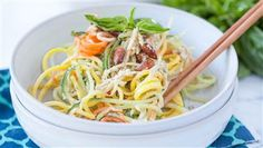 Tangled Thai Salad