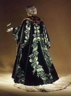 Opera Evening Coat, Houae of Worth