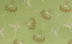 Merlin Wallpaper by Neisha Crosland...from Sophie Dahl's kitchen on her show