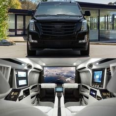 2017 Cadillac Escalade Platinum Sky Captain Edition by @lexanimotorcars