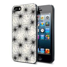 Dandelion Flower Pattern iPhone 6 Plus 6 5S 5C 5 4S 4