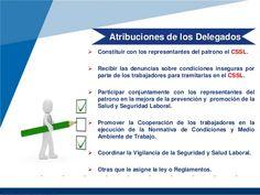 Resultado de imagen para facultades de los delegados de prevencion