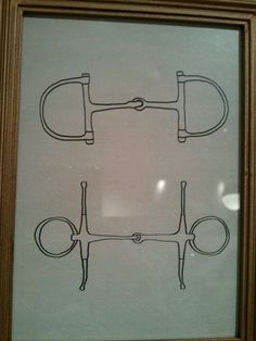 Equestrian art- simple sketches