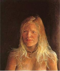 Beaufort County Now » Andrew Wyeth's Helga Series