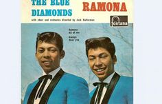 Hoy, en El Tocadiscos, la mirada azul de Ramona, con The Blue Diamonds