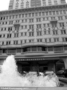 Peninsula Hotel HK